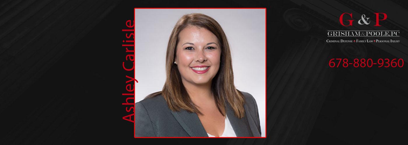 Meet Our Lawyers – Ashley Carlile