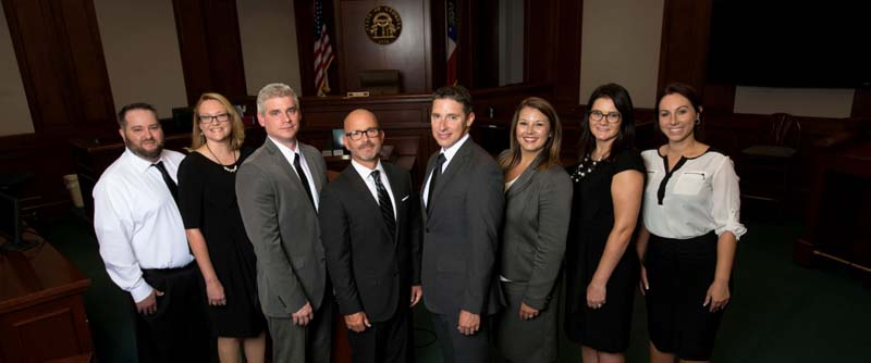 Grisham, Poole & Carlile, P.C. Law Firm Office in Canton GA